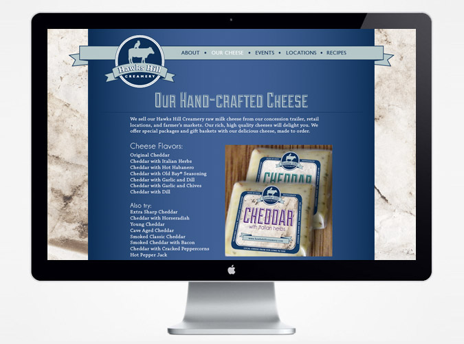 Renae Hunter | Hawks Hill Creamery Website